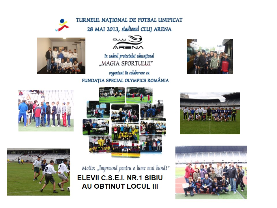 Turneul National de Fotbal Unificat